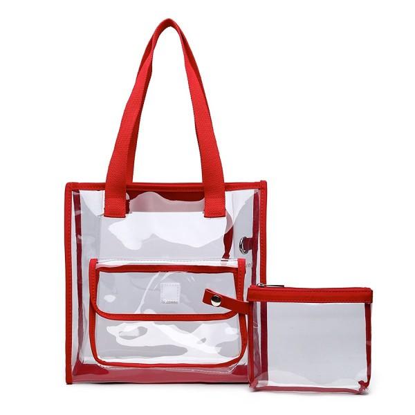 Ainifeel Women's Genuine Leather Tote Bag Top Handle Handbags