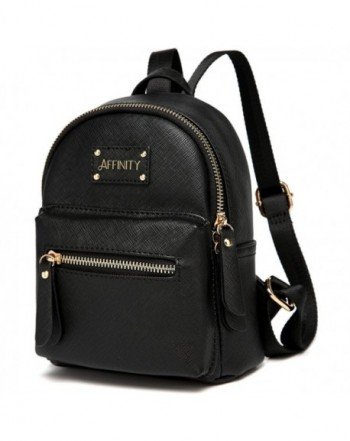 Leather Backpack Purse Women Teens