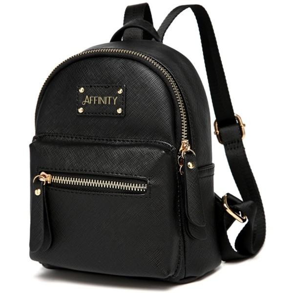 ab4982682c Home · Women s Bags · Backpacks · PU Leather Cute Mini Backpack Purse for  Women Teens and Girls - C51898CKWWZ. Leather Backpack Purse Women Teens