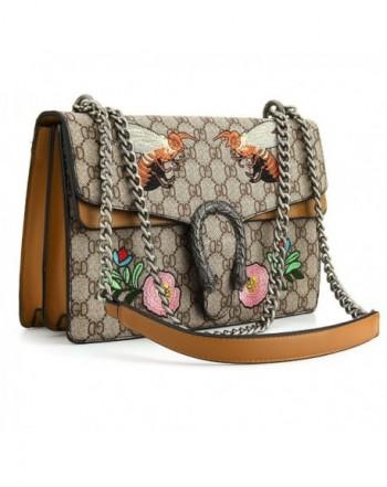 YOLANDO Women Genuine Leather Zipper Tote Bag Top-handle Handbags YTG04