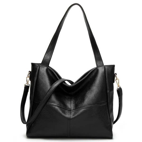 1907499f6ca05 On Clearance - S-ZONE Women s Genuine Leather Designer Handbags Purse  Ladies Top Handle Tote