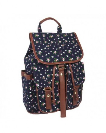 280e7867b0 Casual Backpack Purse School Daypacks Travel Rucksack Girls Women ...