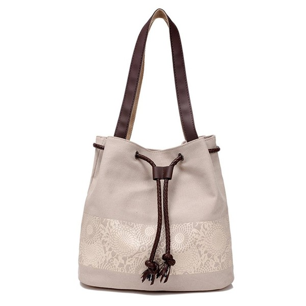 Mynos Women Retro Top Handle Satchel Handbags Shoulder Bag Occident Style Tote Purse
