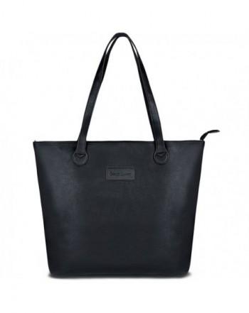 Nikky Women's Spacious [brown] Large Satchel Handbag
