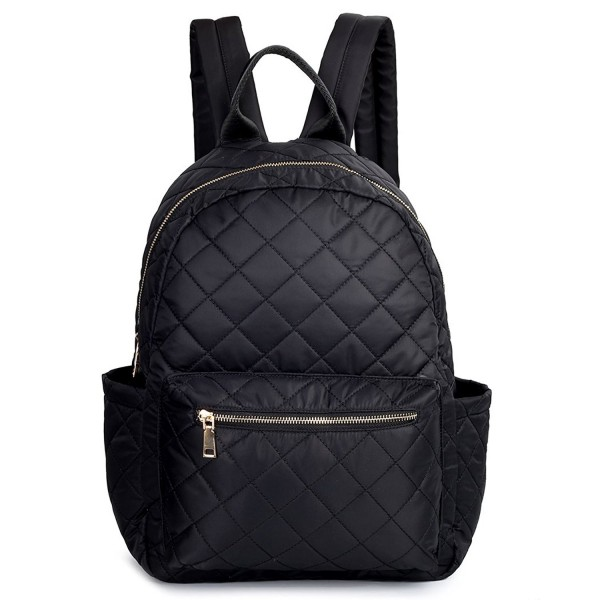 Backpack Daypack School Bookbag Quilted