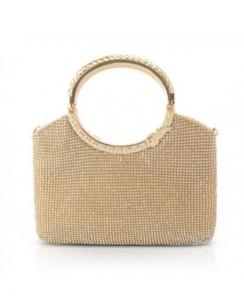 Kisschic Handbag Crystal Rhinestone Evening