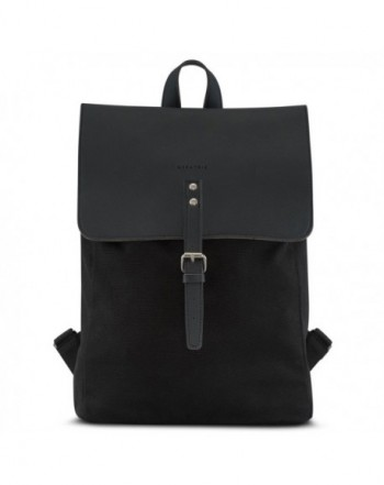 Backpack Women Black Expatri Rucksack