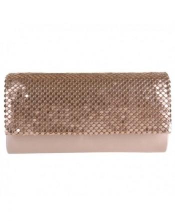 Handbag Aluminum Cocktail Wedding Detachable