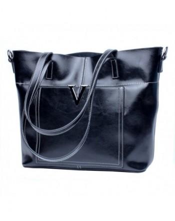 Covelin Genuine Leather Shoulder Crossbody