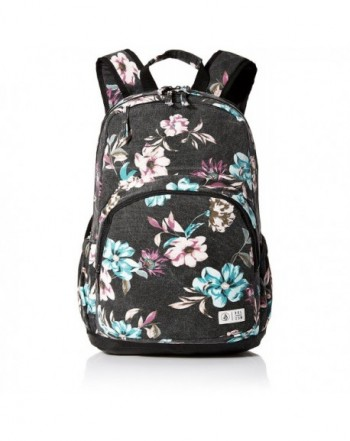 Volcom Womens Fieldtrip Canvas Backpack