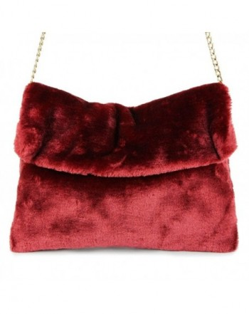 Classical Envelope Clutch Crossbody Purse