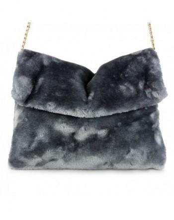 Molodo Women PU Leather Big Shoulder Bag Purse Handbag Tote Bags