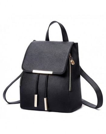 Peak Mall Leather Backpack Shoulder