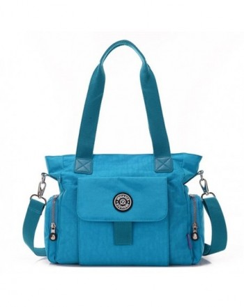 Michael Kors Women's Large Bedford Pocket Signature Tote Leather Shoulder Bag