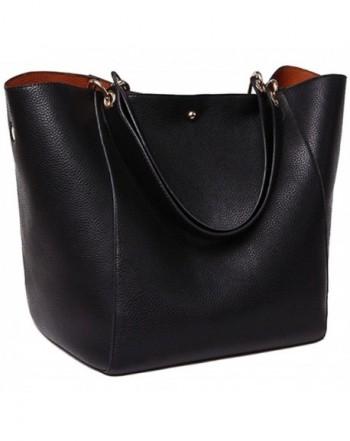 Fashion Waterproof Handbags Leather Shoulder