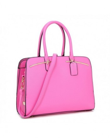 Dasein Briefcases Designer Structured Handbags