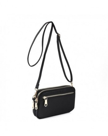 TENXITER Functional Multi Pocket Crossbody Purse