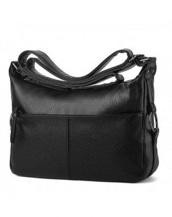 Big Mango Fashion Lightweight Women's Top Handle Handbag Satchel Purse Shoulder Tote Bag Crossbody Bag