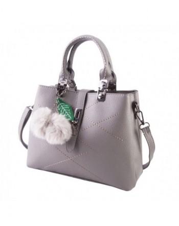 Handbags Closure Vintage Shoulder Designer