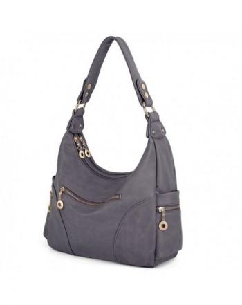UTO Handbag Leather Pocktets Shoulder